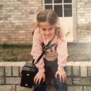 Andrea circa 1986